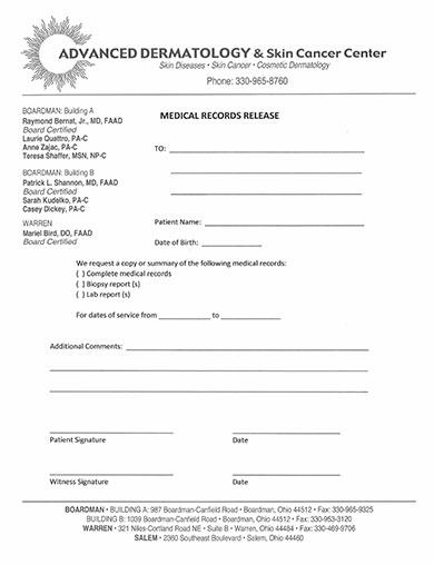 COVID-19 Risk Form